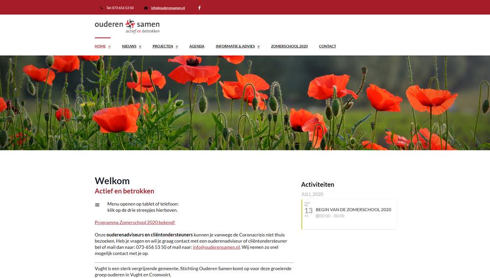website ouderen samen